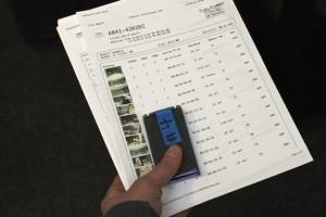 Create customized copy reports Logo