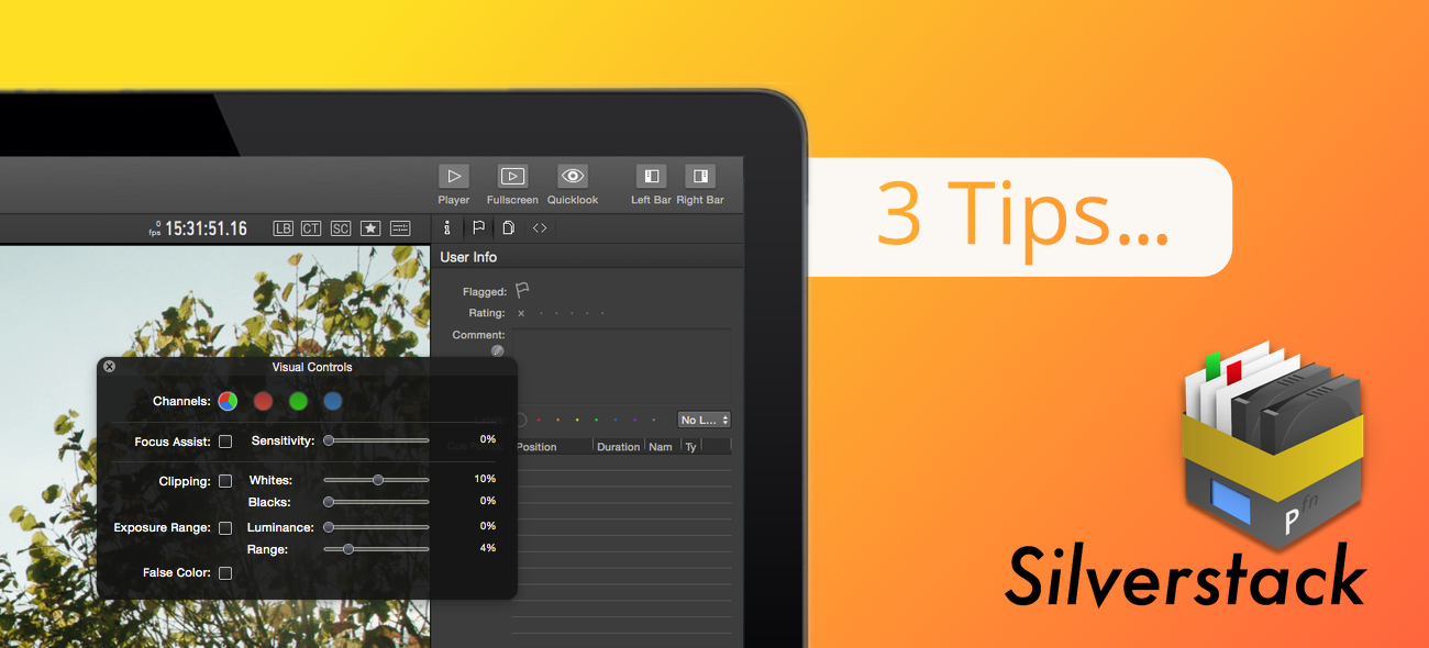 Three Tips to Use Silverstack More Efficiently