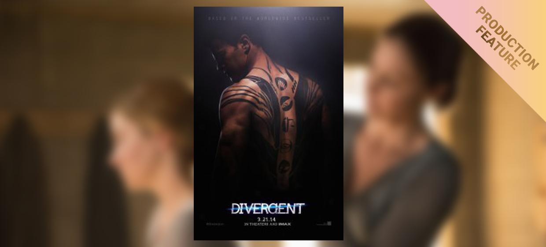 """Flexible Setup for Looks in Production: DIT Nate Kalushner on """"Divergent"""""""