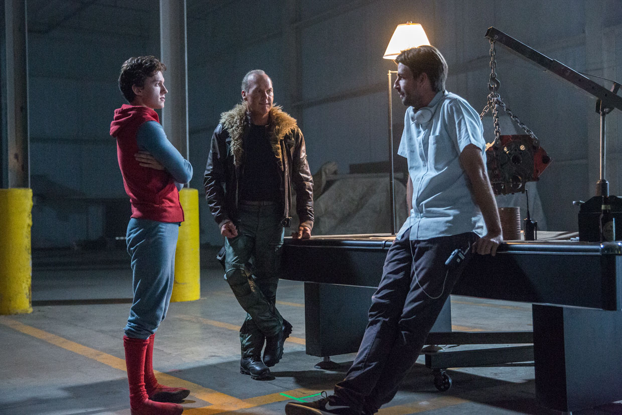 Live Grading a Super Hero – DIT Francesco Sauta On the Production of Spider-Man: Homecoming