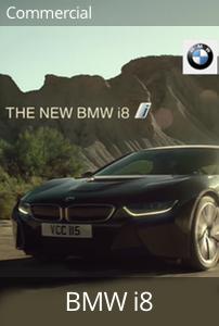 BMW i8 Curiosity