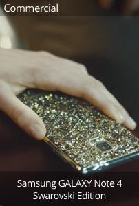 Samsung GALAXY Swarovski Edition