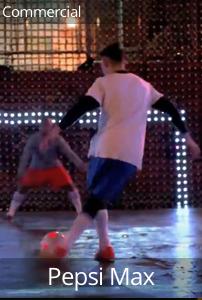 Pepsi Max Viral 'Drone Football'