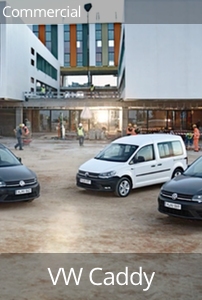 Volkswagen Caddy – Buddies