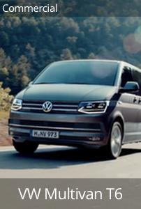 VW Multivan T6 'As versatile as your life'