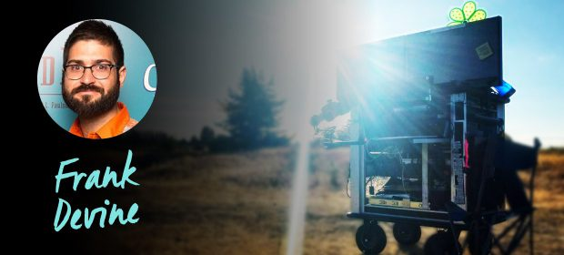 My DIT Cart – Frank Devine