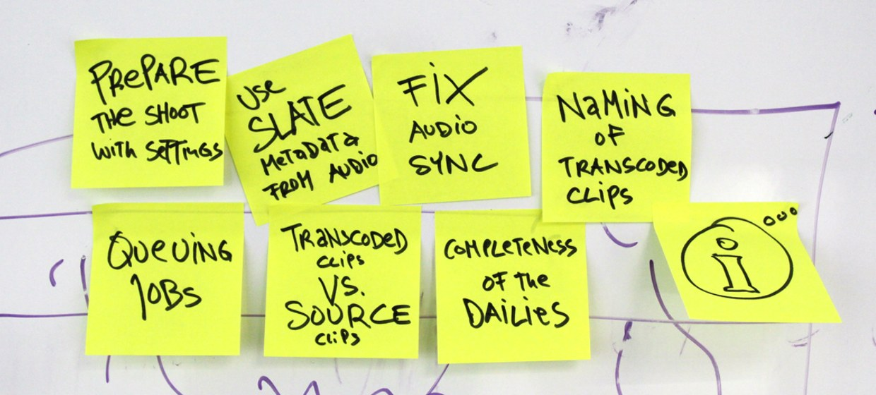 7 Tips for Dailies Creation with Silverstack Lab