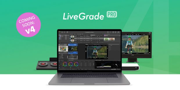 Pomfort Announces LiveGrade Pro Version 4 and Releases Public Beta
