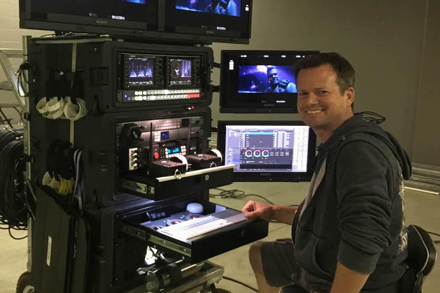 Production Feature: On-Set Color for Deadpool 2 (Part 1): Main Unit DIT Simon Jori On the Importance of Live Grading