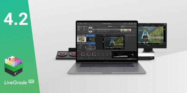 Pomfort Releases LiveGrade Pro 4.2 Update