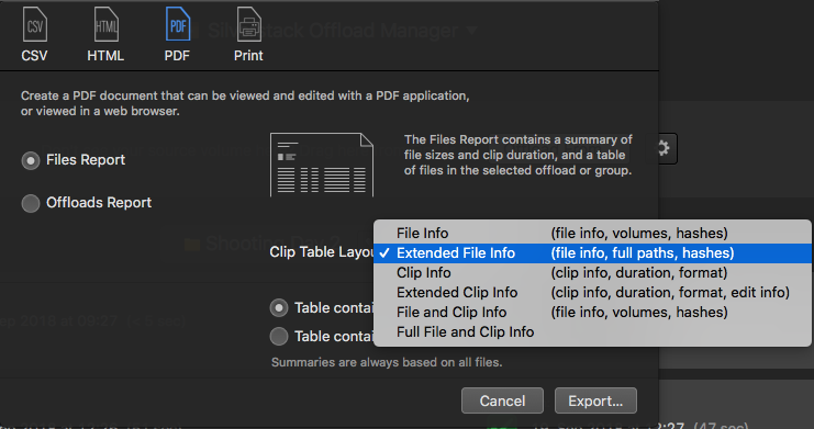 How to Document and Log Your Camera Backups with Silverstack Offload Manager – and Why It's Important
