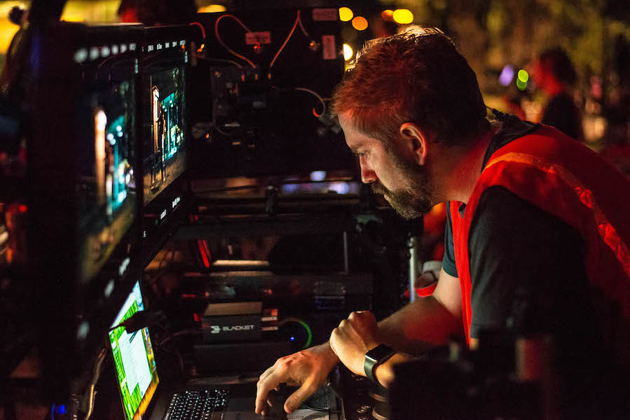 """Production Feature: Live Grading a Horror Classic: DIT Andy Bader on the Production of """"Halloween"""""""