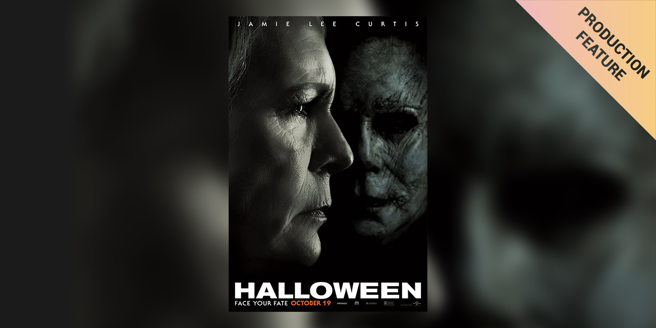 """Live Grading a Horror Classic: DIT Andy Bader on the Production of """"Halloween"""""""