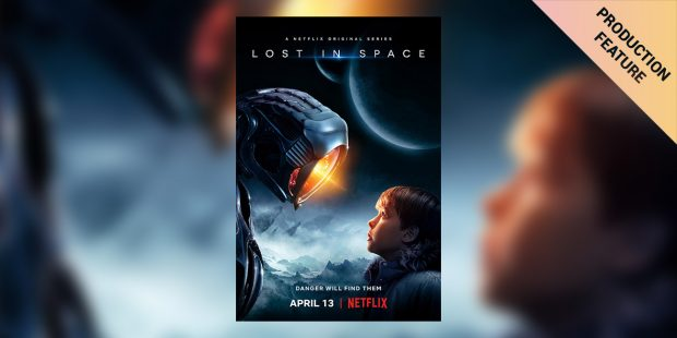 "A Space Adventure With On-Set Color and Metadata: DIT Chris Bolton Talks About ""Lost in Space"""