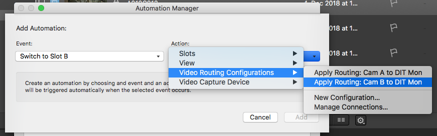 How to Set up and Work with Video Router Control in Livegrade Pro and Livegrade Studio