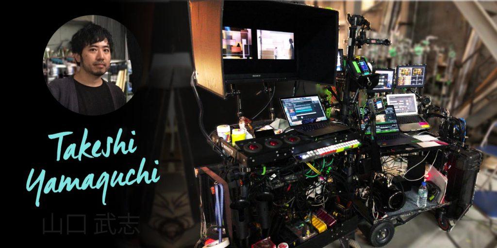 My DIT Cart: Takeshi Yamaguchi