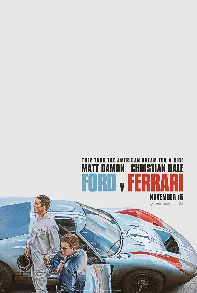 Reference Ford V Ferrari Pomfort