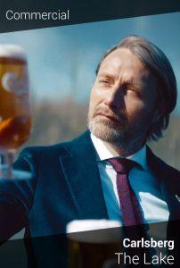 Carlsberg: New Brew poster