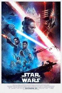 Star Wars: Episode IX – The Rise of Skywalker poster