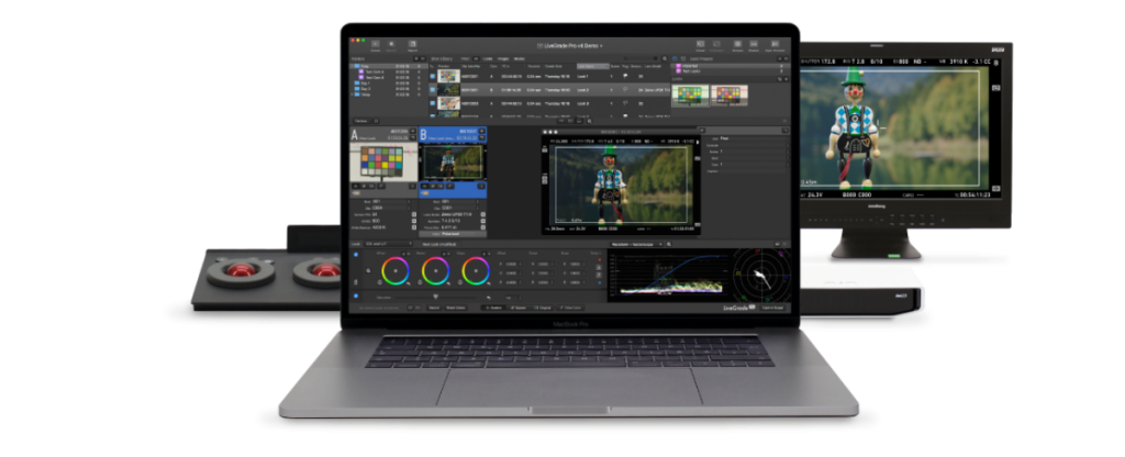 Connecting Live Grading, Data Management, and Dailies Creation on Set