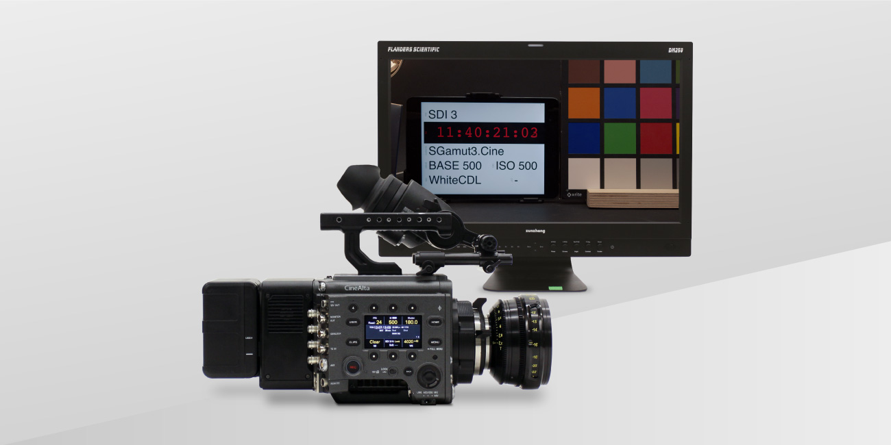 4 Facts About the Color Settings in Sony Venice
