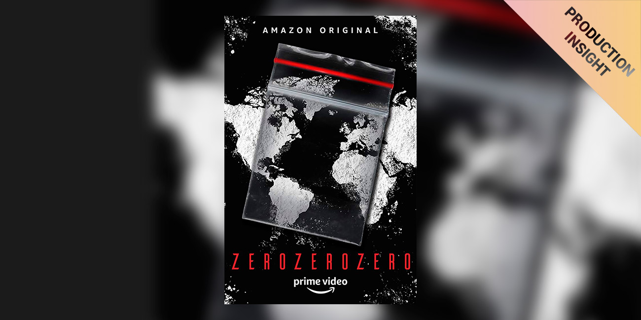 """Live Grading a TV Series About International Drug Trafficking: DITs Andrea Cuomo and Andrea Curiazi on """"ZeroZeroZero"""""""