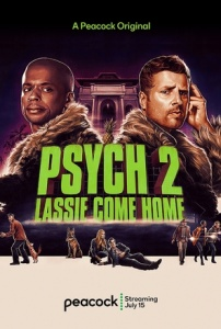 Psych 2: Lassie Come Home poster