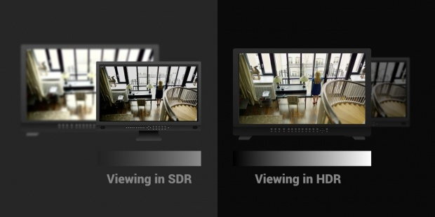 HDR Preview on Set with Livegrade – Part 1