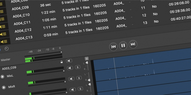 Audio in the Silverstack Product Family