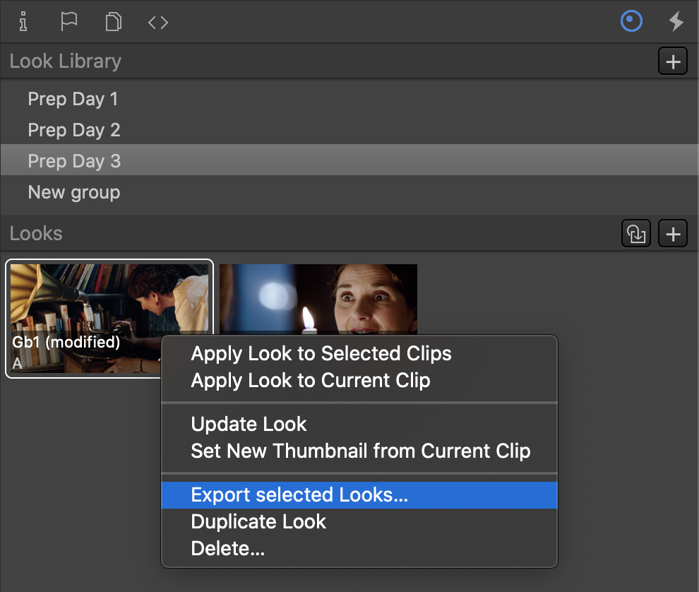 How Colorists Can Design Pomfort Looks in Silverstack Lab