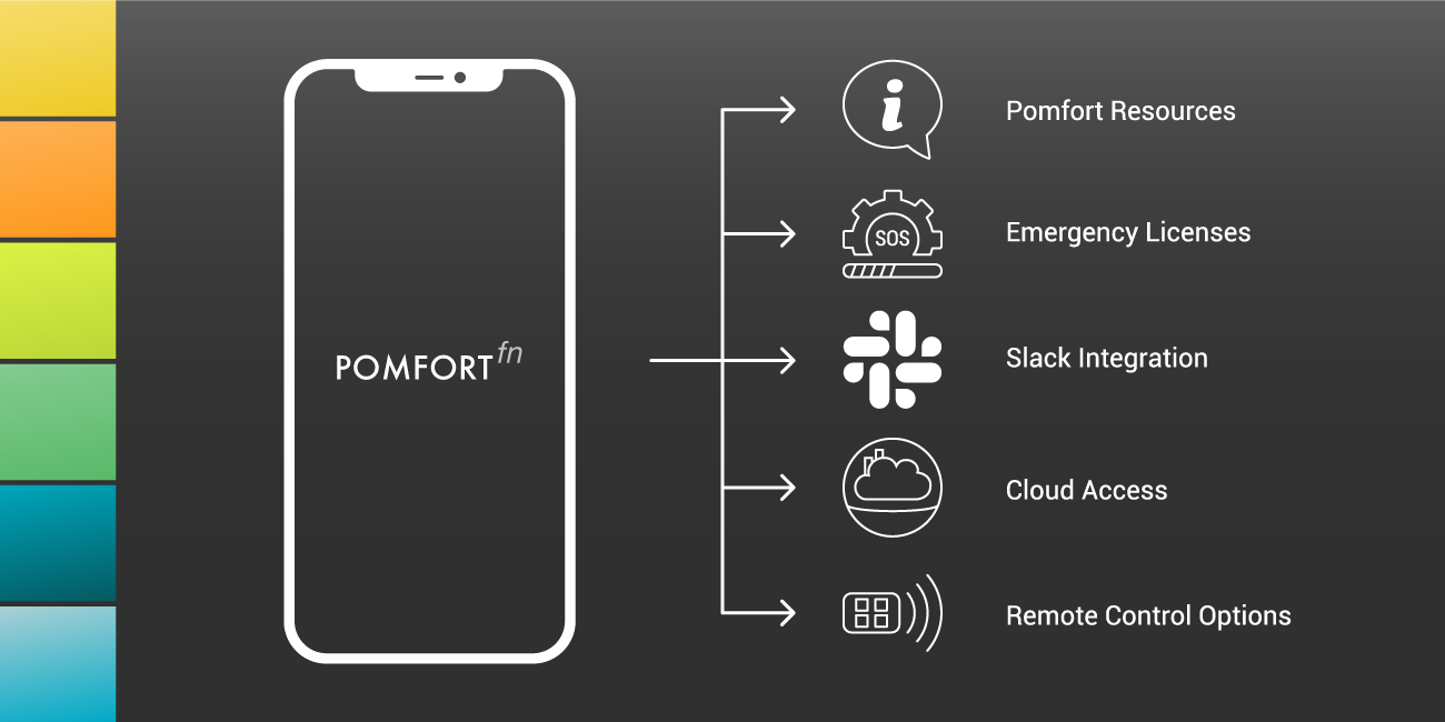 5 Use Cases For Your Mobile Device On Set in the Pomfort Ecosystem