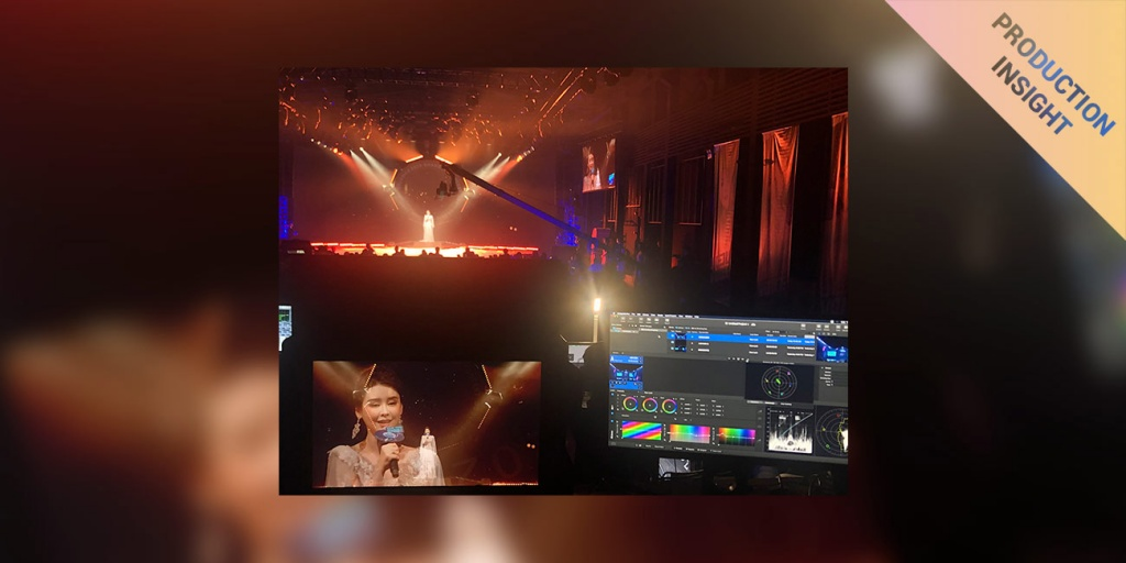 Colorist Xu Shangyi About Livestreaming Perfect Looks