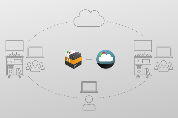 Five use cases to benefit from the new library sync feature in a smaller production or a large team