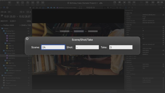Reducing Manual Metadata Editing: Four Approaches to Managing Slate Information